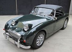 ✨ Austin Healy Sprite MK I, 1960