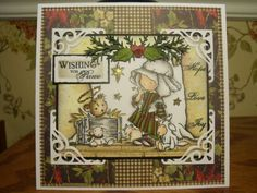 They Came from Near and Far by mitchygitchygoomy - Cards and Paper Crafts at Splitcoaststampers