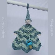 Ravelry: Crochet Pixie Lovey pattern by Sylvie Sirugue