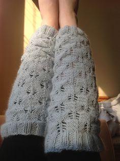Ravelry: Kalibear's Leg snugglers in Naturally Sensation (light blue) Leg Warmers, Ravelry, Light Blue, Legs, Accessories, Patterns, Fashion, Block Prints, Moda
