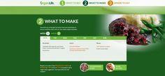 Learn to plan your vegan menus. Simple Vegan Lifestyle Basics.