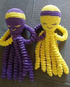 Images et texte PPSC ne peuvent être redistribués sans autorisation préalable Preemie Crochet, Crochet Toys, Free Crochet, Knit Crochet, Octopus Crochet Pattern, Easy Crochet Patterns, Amigurumi Doll, Applique, Images