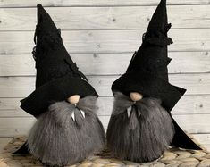 Crafts To Do, Fall Crafts, Halloween Crafts, Holiday Crafts, Halloween Decorations, Holidays Halloween, Fall Halloween, Scandinavian Gnomes, Christmas Gnome