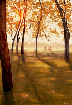 The days of the long shadows.  #pascalcampion