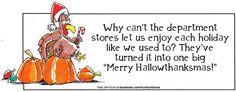 Just for Fun: Merry Hallowthanksmas!