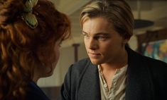 Pin for Later: Swoon Over These Original Titanic Pictures Kate Winslet and Leonardo DiCaprio in Titanic. Titanic Leonardo Dicaprio, Leonardo Dicaprio Kate Winslet, Kate Winslet And Leonardo, Leonardo Dicaprio Photos, Jack Dawson, Camera Angle, Camera Shots, Camera Frame, Magic Mike