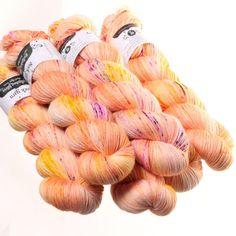 Hedgehog Fibres Sock Yarn in Monarch