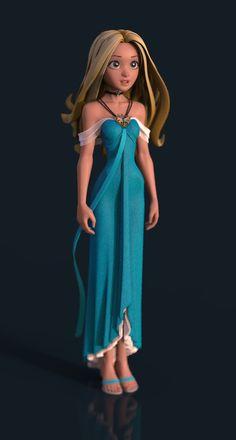 Nouveau Girl 09 Dress by tjentom on deviantART