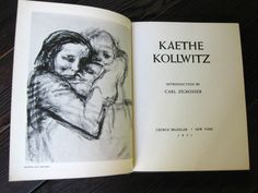 1951 KAETHE KOLLWITZ - INTRODUCTION BY CARL ZIGROSSER. Hardcover-Bk11