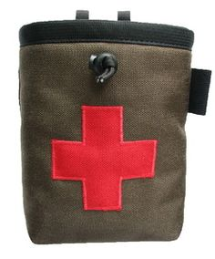 medic cordura chalk bag