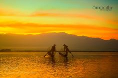Popular on 500px : Inle Lake .. by smoothy