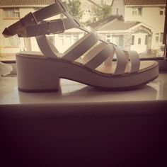 New Look Sandals. Oh so pretty.