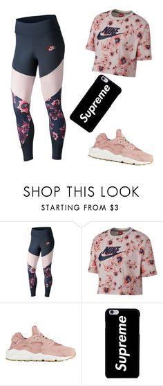 """Untitled #15"" by kacis-kacis on Polyvore featuring NIKE"