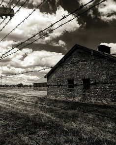 --- Photo by @_elwira_s_ --- Auschwitz II-Birkenau. The disinfection station at the BIa sector of Birkenau - the female camp from August 1942.