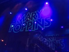 @MusicMakersofWS Wishing everyone involved with Mary Poppins a FANTASTIC opening night!!!