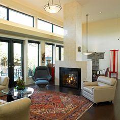 wohnzimmer im retro-modern stil | wohnen | pinterest | highlights - Moderne Eingerichtete Wohnzimmer