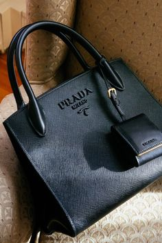 Loving Lately: Functional and Incredibly Chic, the Prada Monochrome Bag Stole My Heart