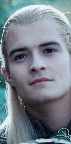 Legolas of the Woodland Realm
