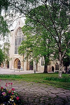 Norwich Cathedral, Norwich, England, UK