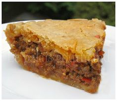 Pie Recipes, Mexican Food Recipes, Ethnic Recipes, Mexican Meat, Canadian Food, Canadian Recipes, Xmas Dinner, Meatball Recipes, Street Food