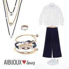 Il nostro outfit con #BabyloniaGioielli #AIBIJOUXloves #fashionjewelry #gioiellidautore