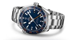OMEGA Watches: Seamaster Planet Ocean GoodPlanet GMT