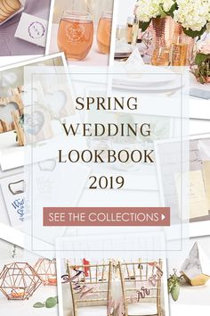 Get inspired with new Spring wedding ideas! See the lookbook! #bcspring19 #beaucoupfavors Tropical Bridal Showers, Bridal Shower Tea, Bridal Shower Games, Bridal Shower Decorations, Baby Shower Candle Favors, Personalized Baby Shower Favors, Birthday Party Decorations For Adults, Party Favors For Kids Birthday, Wedding Planning