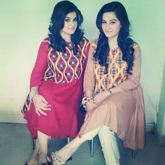 Aima Khan And Minal Khan - Google Search