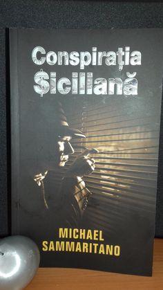 Conspirația Siciliană- Michael Sammaritano