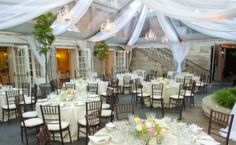 What You Need to Know About Wedding Reception Tents – Sugarplum Tent Company via United With Love
