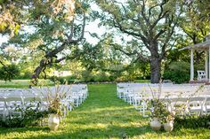 Winfield Inn Wedding | Outdoor Ceremony | Nichols Photographers