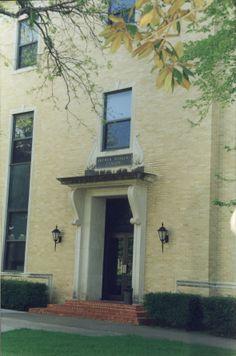 Austin College Campus - Arthur Hopkins Center (2006)