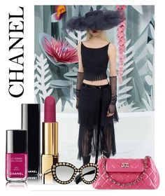 """Chanel Spring Beauty"" by lchar ❤ liked on Polyvore featuring Chanel"