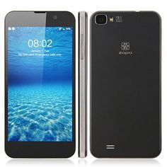 ZOPO C2 1GB 16GB MTK6589 Quad Core Smartphone 5.0 Inch FHD Screen 13.0MP Camera Bluetooth 4.0 - Android Phones
