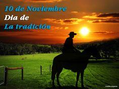 10 de Noviembre – Día de la Tradición Argentina – Historia http://www.yoespiritual.com/efemerides/10-de-noviembre-dia-de-la-tradicion-argentina-historia.html
