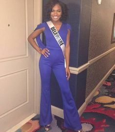 Mia Jones, Miss Delaware USA 2017,interview outfit,miss usa 2017 pageant
