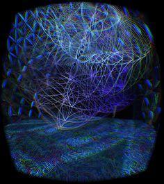 Affine Transformation, Generative Art, Sacred Geometry, Fractals, Image