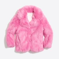 9856dc36251 Girls  faux-fur coat   FactoryGirls Dress-up shop