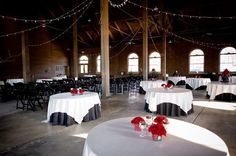 Red and Black #wedding #reception