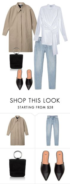 """""""The good basics"""" by deborarosa ❤ liked on Polyvore featuring Monki and Simon Miller"""