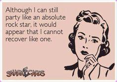 It's hard sometimes