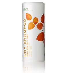 I would also feature Acure organics' dry shampoo, as we all know that students have trouble getting up early to wash their hair sometimes. This is a nice organic alternative to other dry shampoos that smell like chemicals!