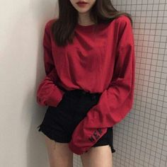 Look at this Classy korean fashion outfits 2548315828 K Fashion, Ulzzang Fashion, Asian Fashion, Fashion Outfits, Womens Fashion, Fashion Ideas, Hipster Fashion, Fashion Shorts, Korea Fashion