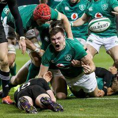 Rugby Sport, Rugby Men, Ireland Rugby, Irish Rugby, All Blacks, Sports, Instagram, Hs Sports, Sport