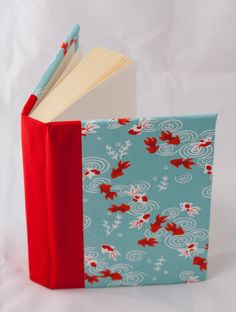 Koi fish journal by luciagphoto on Etsy,