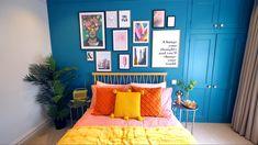 Zoella's quest room make over Guest Bedrooms, Mexican Bedroom, Bedroom Interior, Luxurious Bedrooms, Zoella Bedroom, Home Decor, Stylish Bedroom, Bedroom Inspirations, Guest Bedroom Decor