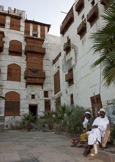 Somali refugees in Old Jeddah - Saudi Arabia