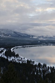 Lake tahoe by vl8189, via Flickr