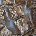 Best Blondies recipe - we shall see. Thinking of using Mars bars and pretzels to jazz it up a little.