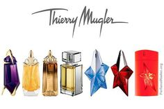 Latest Fragrance News Thierry Mugler Perfume Collection 2015 - Latest News Reviews Opinions Scent Notes Prices and more at PerfumeMaster.org
